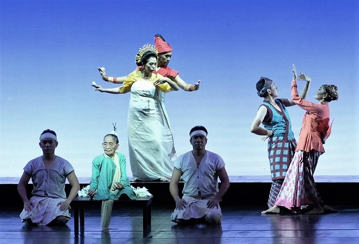 Airlangga Komara: The man behind the majestic costumes of 'I La Galigo'