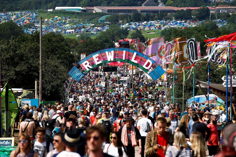 UK'sGlastonburyFestival cancelled due to coronavirus