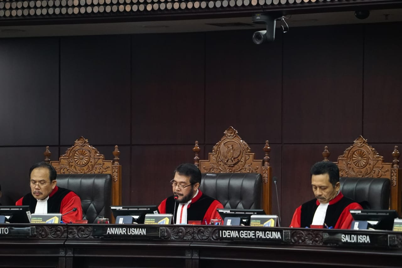 Court rejects challenge by Prabowo's niece to her election defeat