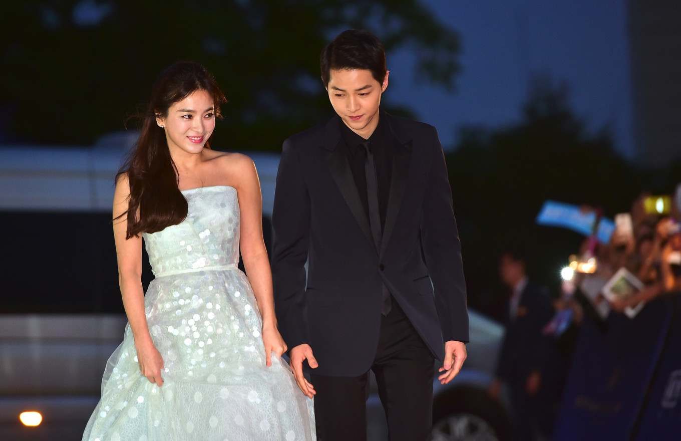 Song Joong-ki and Song Hye-kyo to divorce: 9 things to know about the golden couple