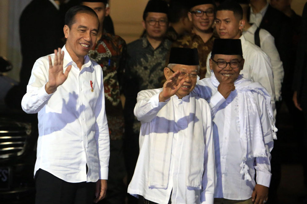 Indonesia rejects caliphate system, vice president says