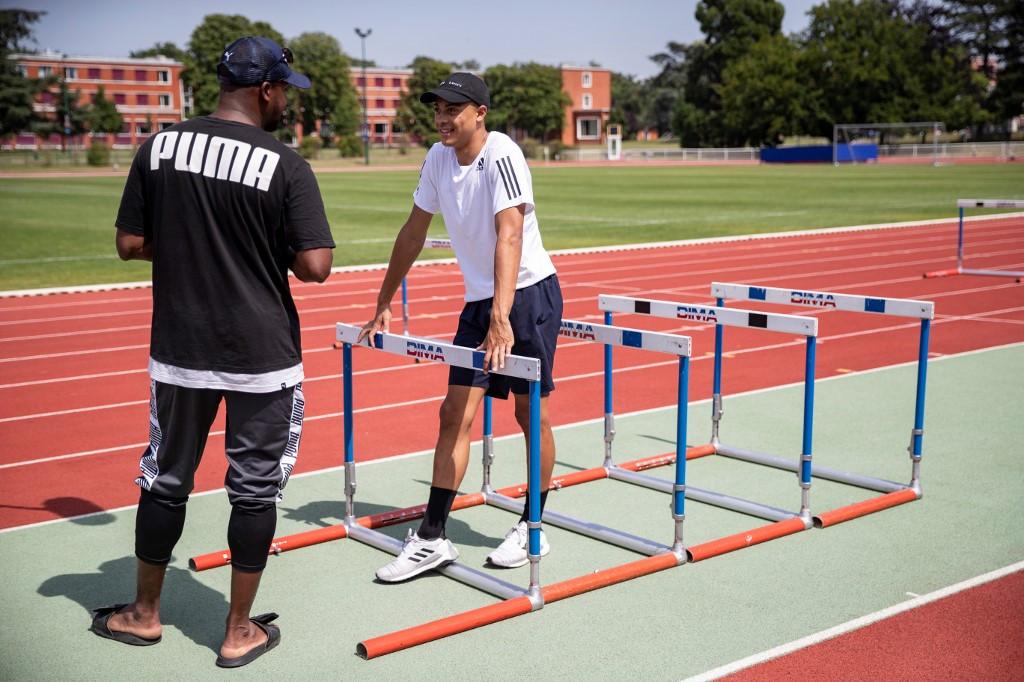France woo Australian teen track star Zhoya - Sports - The Jakarta Post