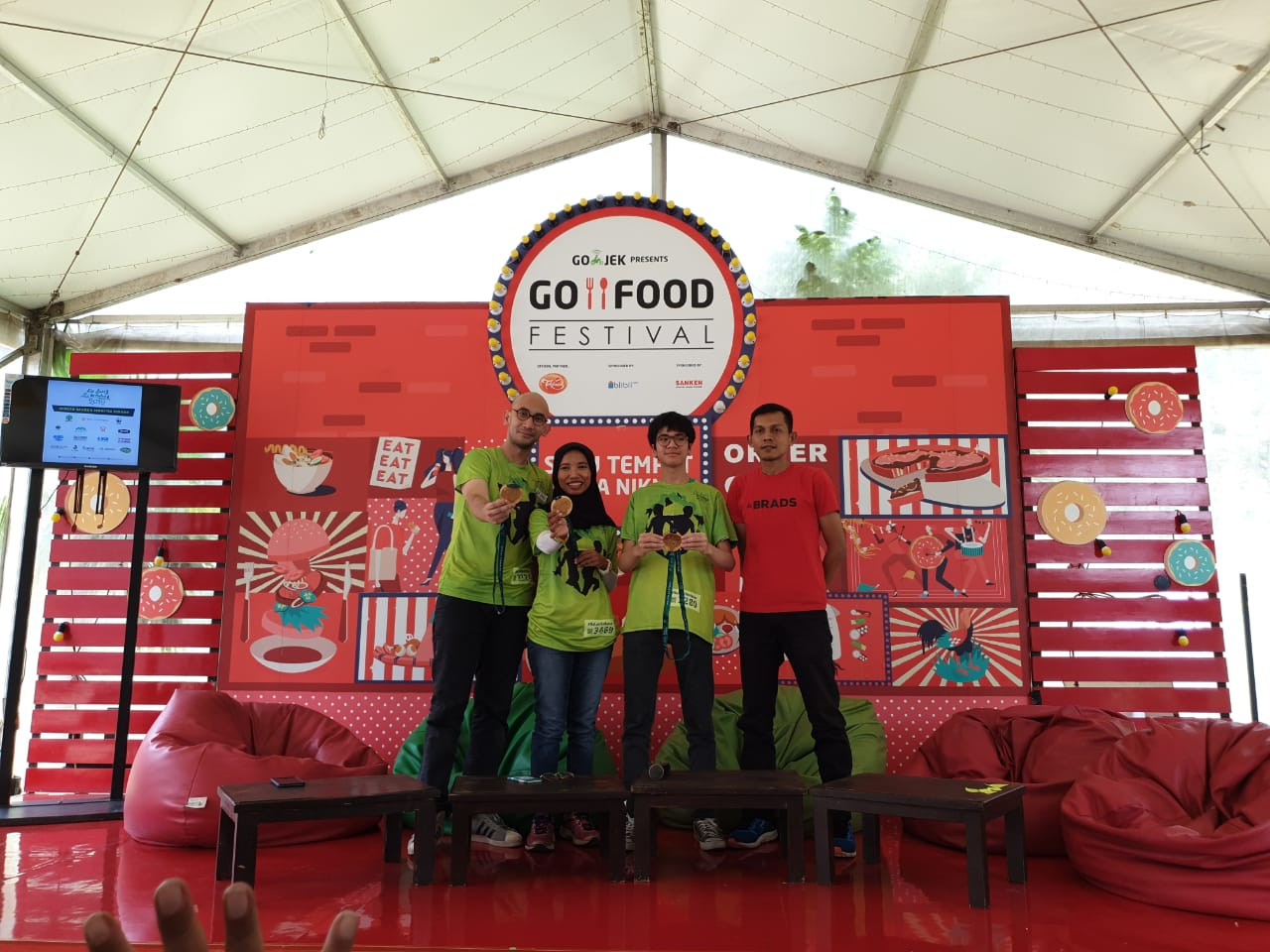 Hutan Itu Indonesia spreads nature awareness through fun run