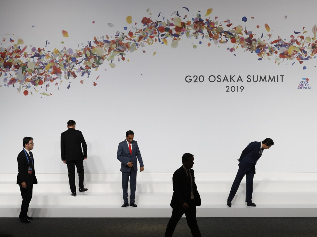 Saudi hosts G20 financial leaders amid coronavirus alarm