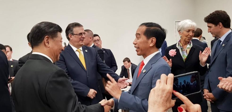 Jokowi to join online G20 summit on COVID-19