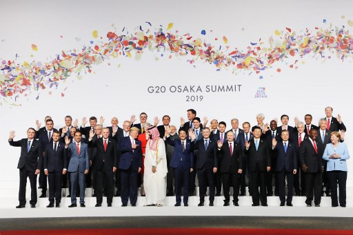G20 nations pledge 'united front' on coronavirus crisis