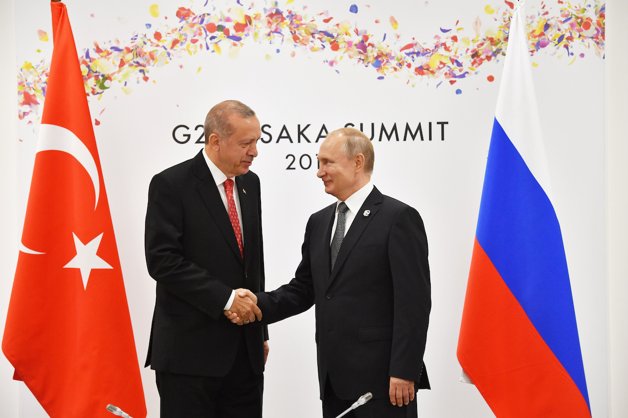 Turkey's Erdogan says US will not impose sanctions over Russian missile deal