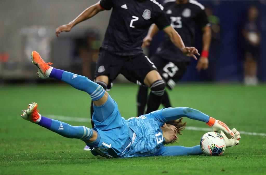 Mexico advances to Gold Cup semis, Haiti shock Canada