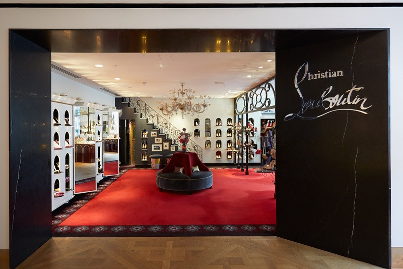 c5462c66d58 Christian Louboutin exhibition opening in Paris in 2020 - Lifestyle ...