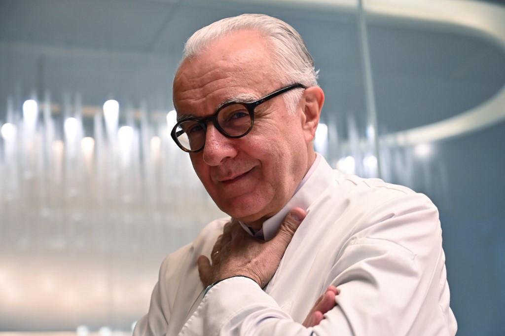 Secrets of a superchef: Alain Ducasse on pursuing perfection