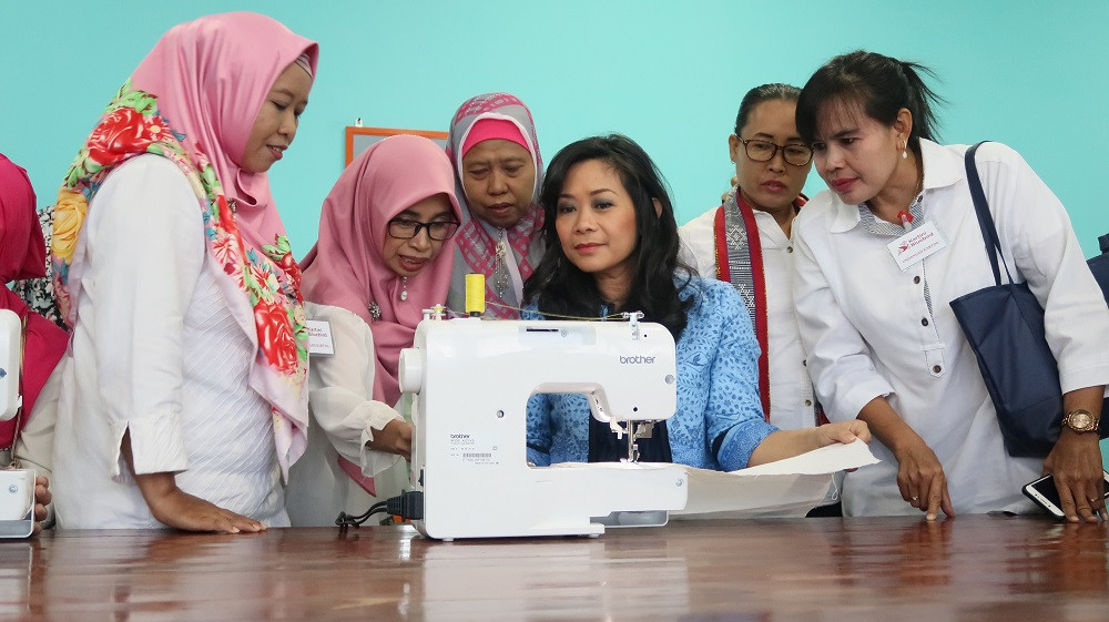 Blue Bird launches women empowerment program in Surabaya