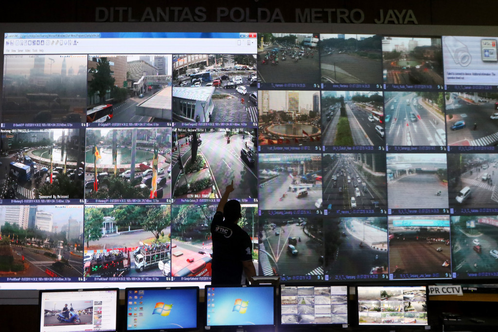 Jakarta Police issue more than 5.4m traffic tickets in five years. Here are the highlights