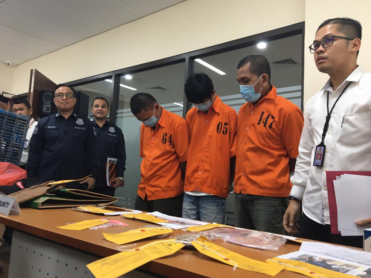 Illegal animal trading suspects arrested in Central Java