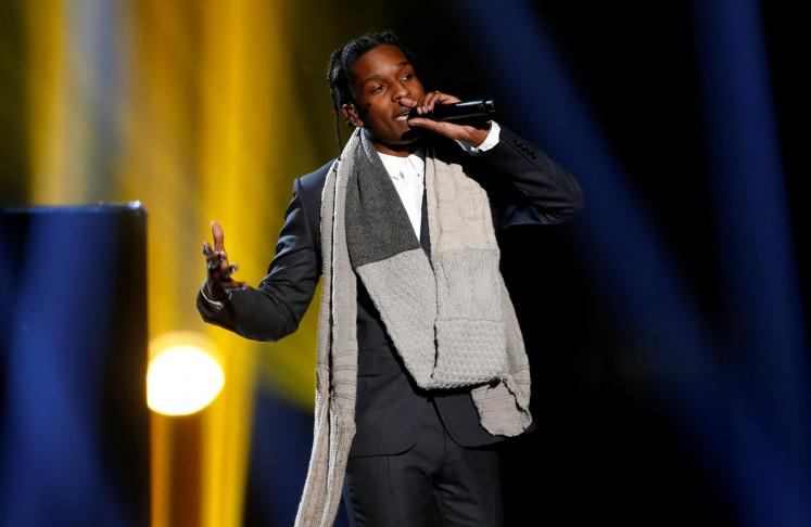 Swedish prosecutor to decide on charging rapper A$AP Rocky