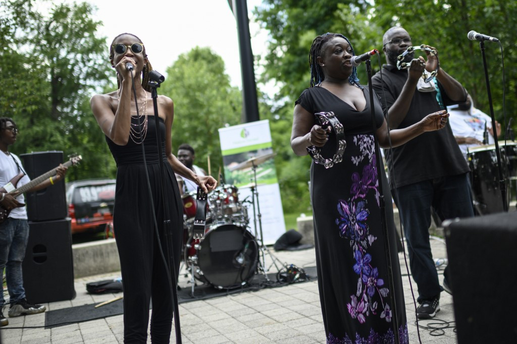 Stop, stop: Washington residents use go-go music to fight gentrification