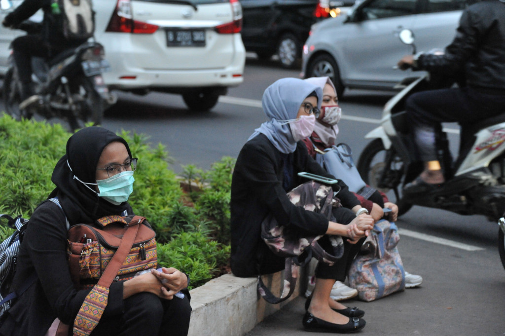 Use special masks to protect against air pollution: Jakarta Health Agency