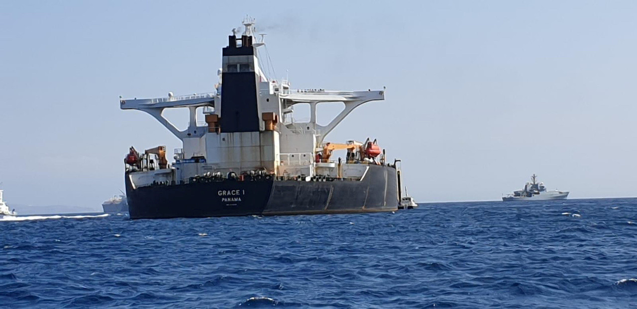Iran should seize UK oil tanker: Revolutionary Guard