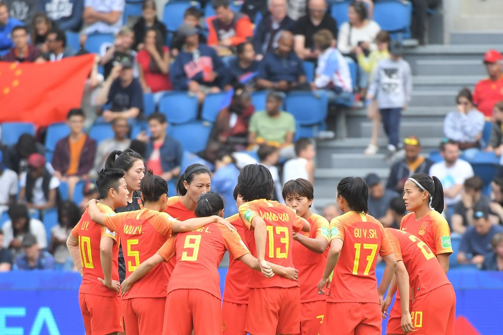 Chinese online giant Alibaba to donate $145m to women's football