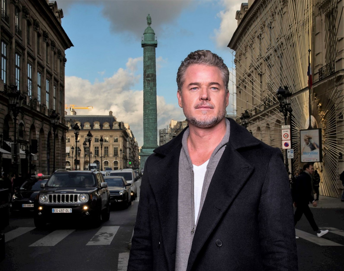 Eric Dane goes raw and authentic in 'Euphoria'