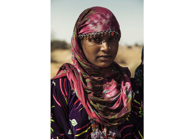 A Rajasthani girl. JP/Irene Barlian