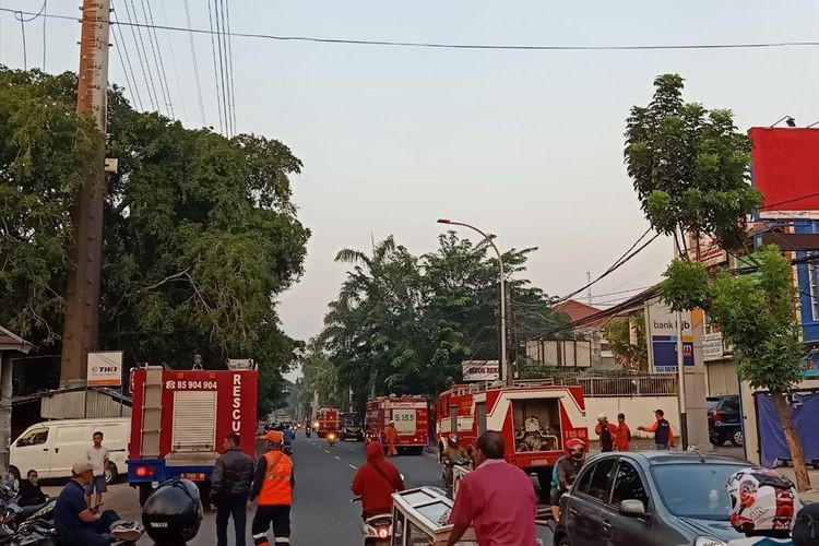 East Jakarta hit by two fires in one day