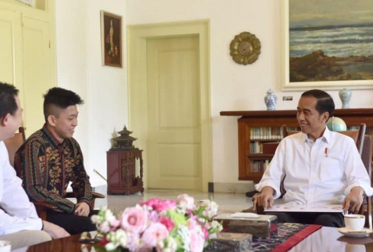 Will Jokowi's millennial touch bear fruit?