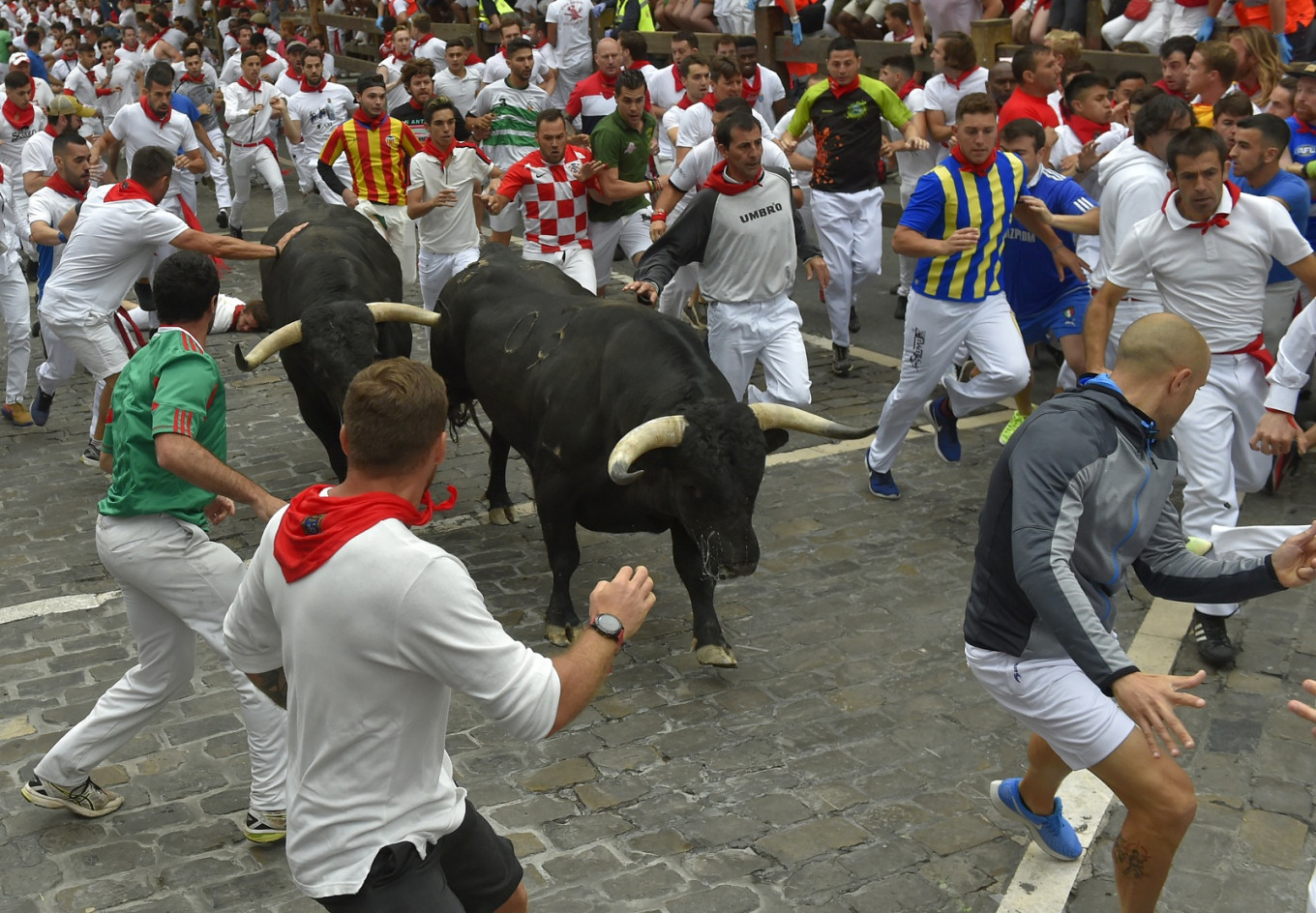 Pamplona bull-run cancelled due to pandemic