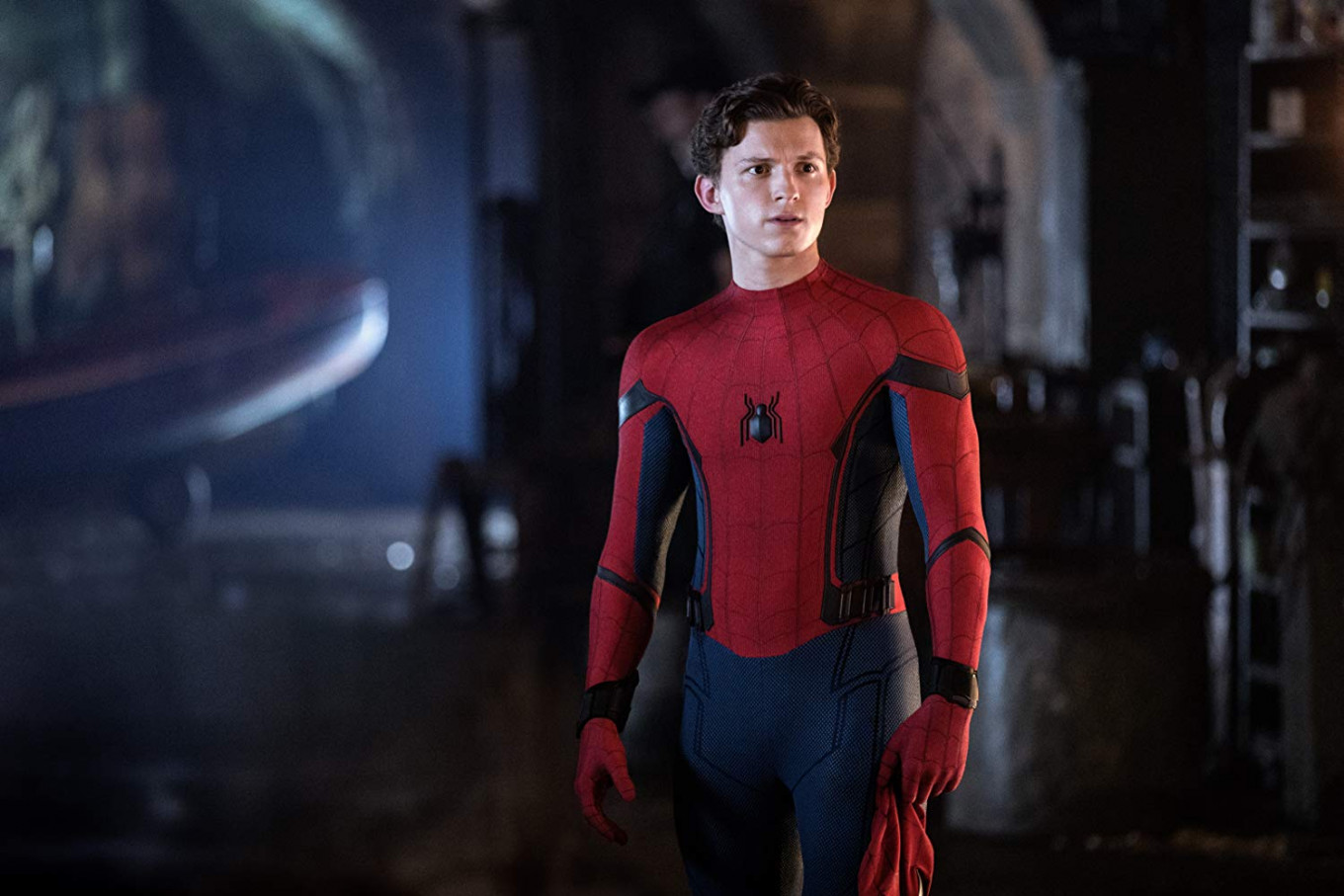 'Spider-Man' scores $93.6 million in win for Sony's A-list hero