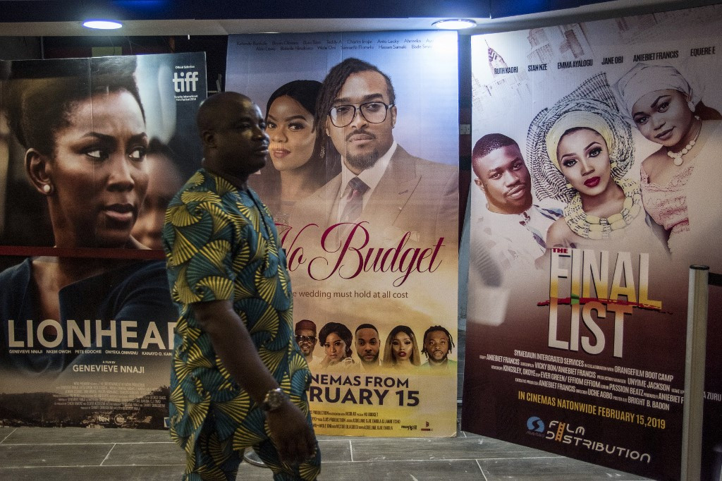 Nigeria's Nollywood film industry reels in foreign investors