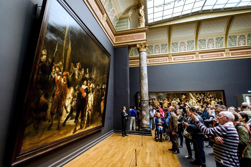 Museum starts 'live' restoration of Rembrandt masterpiece - Art