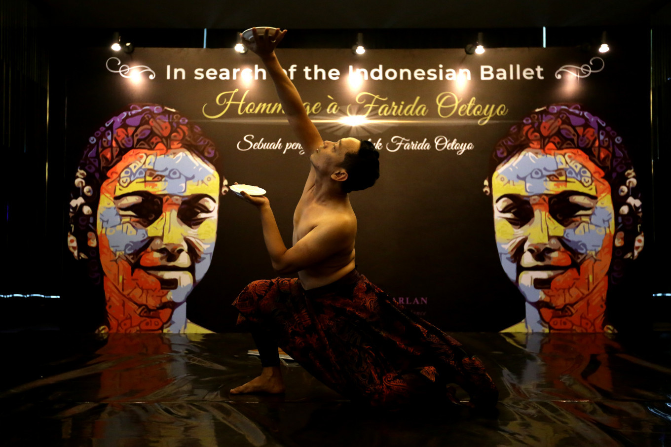 The Indonesian ballet of Farida Oetoyo