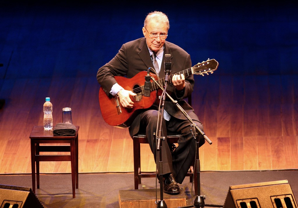 The sad end of Joao Gilberto, the voice of the bossa nova