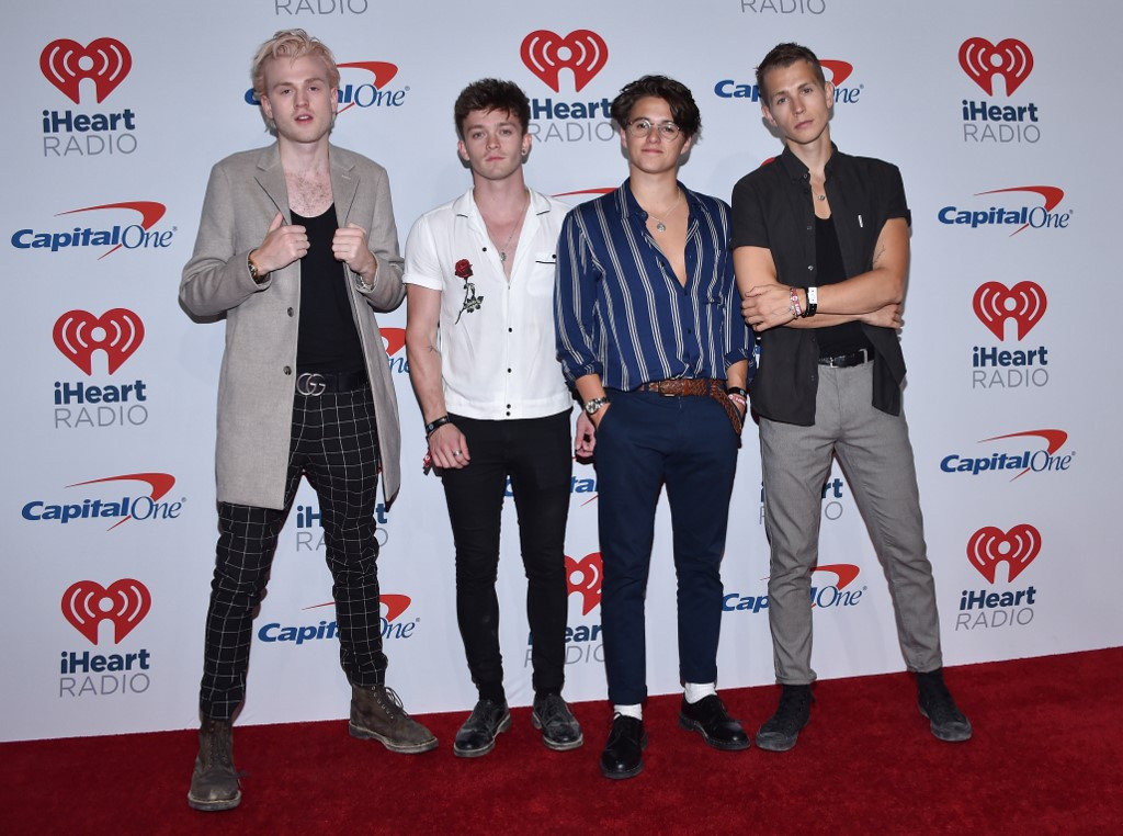 The Vamps postpone Jakarta concert following Hong Kong airport shutdown