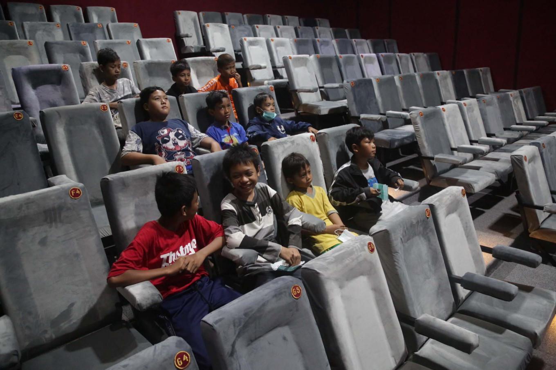 'People's Cinema' offers moviegoers humble alternative