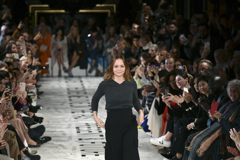 Stella McCartney unveils psychedelic collection inspired by The Beatles