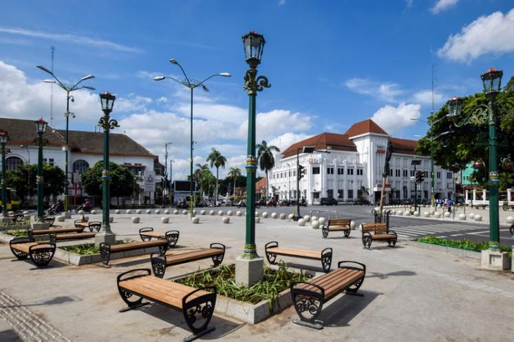 Jl. Malioboro, Yogyakarta.