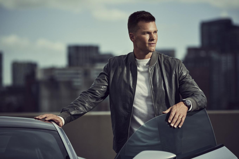IWC announces Tom Brady as brand ambassador