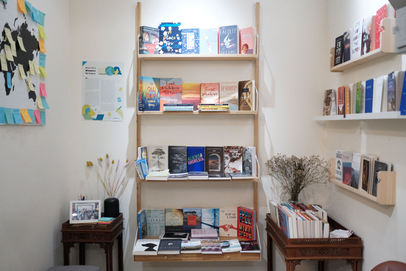 'It's about time': Transit, an indie bookstore that wants you to read more women
