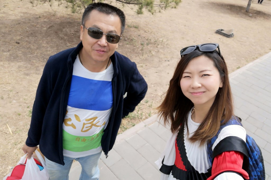 China activist arrested for 'promoting terrorism'