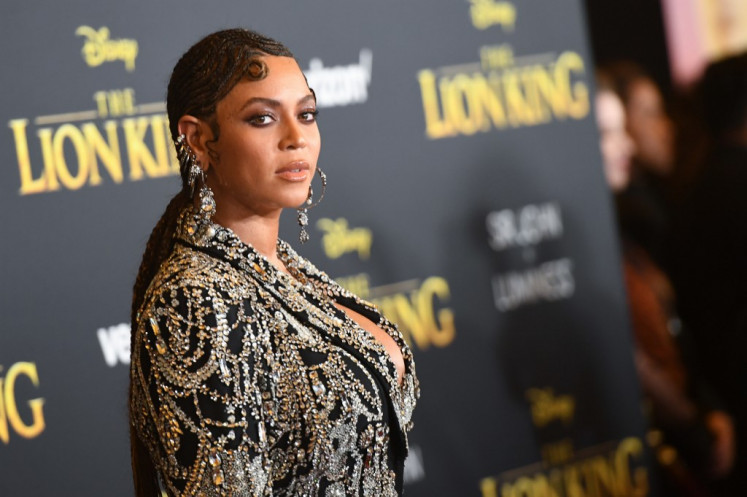 Long live the Lion Queen: Beyonce delights with new album