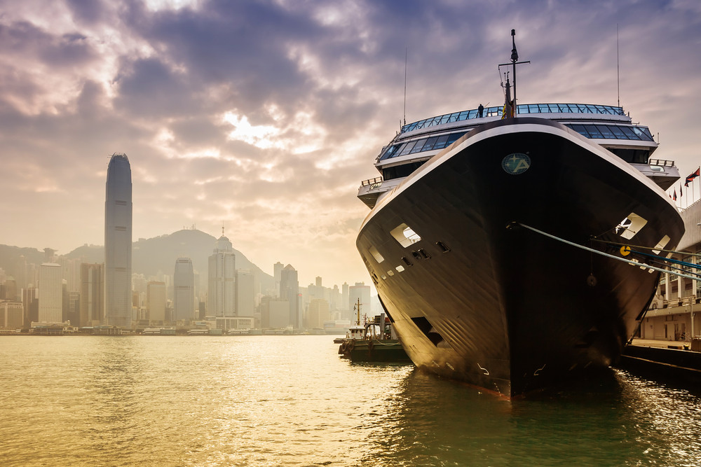 Troubled waters: China-fuelled cruise boom sparks environment fears