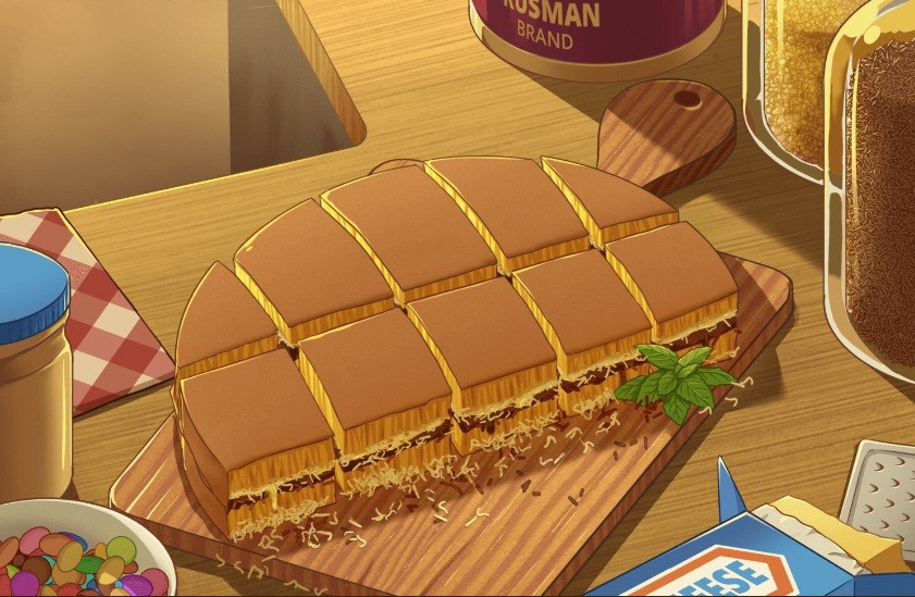 Visual feast: Anime-style renditions of Indonesian dishes satiate virtual appetite