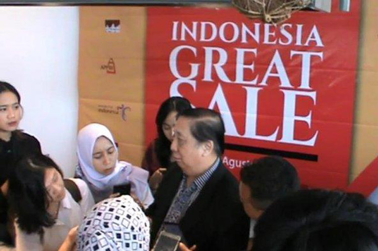 321 shopping centers seen to take part in Indonesia Great Sale