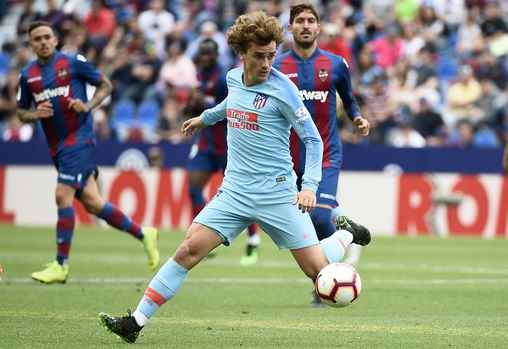 Griezmann close to Barca move: Reports