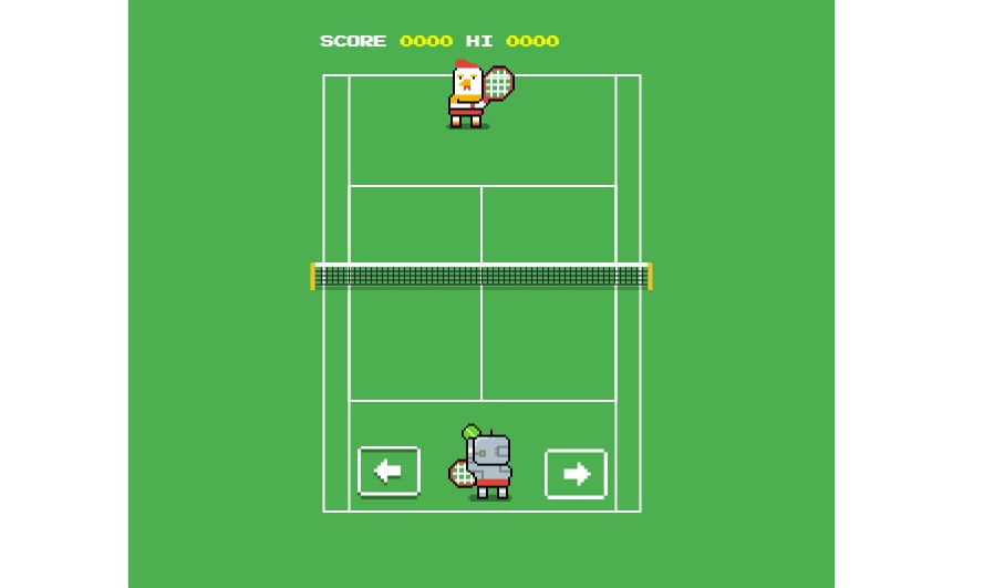 Google search serves up Wimbledon tennis mini-game