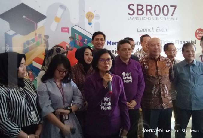 Govt targets Rp 2 trillion from sales of retail saving bonds
