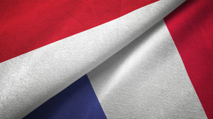 July 14 spirit enlivens relations between France and Indonesia