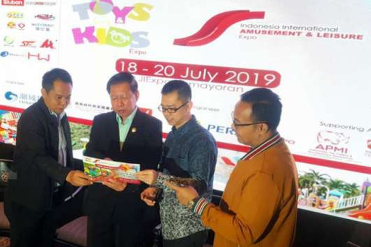 Jakarta to host largest toy expo in Southeast Asia
