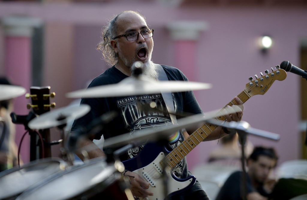 Rocking the Casbah: Cuba's aging rockers finally earn their due