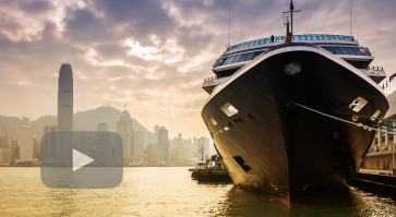 China-fuelled cruise boom sparks environment fears